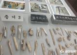 금산경찰서, 불법화장 추모공원 대표 '구속'