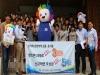 선관위, 선거법 안내 및 홍보 캠페인 펼쳐