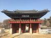 유형문화재 제16호 '온주아문'...청소도구 보관문?