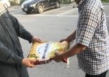 성환읍 '대한콘크리트산업' 쌀 전달로 이웃사랑 실천