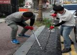 서북구, 불법 차량진입판 철거에 나서
