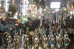 국내 최대 춤축제 백미 장식한 천안흥타령춤축제 '거리댄스퍼레이드'