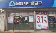 서북경찰서, 새마을금고 범죄예방 집중 진단 나서