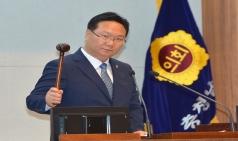"""[인터뷰]유병국 의장 """"큰 틀에서 정책감사 하겠다"""""""