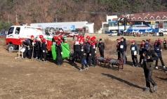 천안시, 전국 산불지상진화 경연대회 '최우수상'