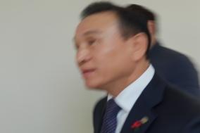 검찰, 구본영 천안시장에 징역 2년·추징금 4천만원 구형