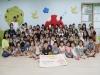 아이리베 어린이집, 소외계층에 사랑의 저금통 전달