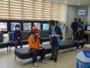 봉명동 통장협의회, '긴급재난지원금 안내도우미' 봉사에 나서