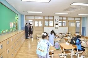 고2 학생 이하 등교수업 시작…천안‧아산 일부 학교는 '잠정 연기'