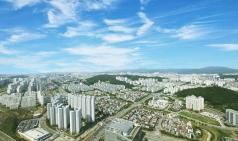 천안 불당동 인구 '7만명' 돌파!