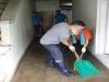 직산읍 자생단체, 집중호우 피해지역 복구에 '구슬땀'