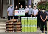 천안농협, 보육시설 찾아 '사랑의 쌀' 전달