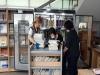 가온초, '책 소독기' 설치로 안전한 독서 환경 조성