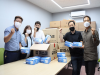 천안시학교운영위원장협의회, 소외계층 학생들에게 마스크 1만장 기부