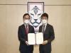 박상돈-정몽규 회동...축구종합센터 건립사업 '재협상' 전격 합의