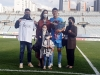 천안시축구단 '맏형' 김준태-조형익, 팬들과 함께 하는 은퇴식 가져