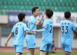 천안시축구단, '물오른 득점력' 조주영 앞세워 전주 잡는다