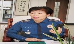 [인터뷰] 취임 2개월 '보이스피싱 예방 전도사' 김의옥 천안서북경찰서장