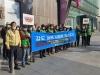 [포토] 신안동 통장들, 코로나19 예방 캠페인 펼쳐