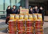 성환읍 안궁1리 한명수 이장, 5년째 이어진 쌀 기부