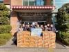 천안지역 친목단체 '서사모', 지역 취약계층 위한 후원품 전달