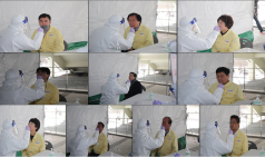천안시의회, 코로나19 자발적 검사 참여...검사자 전원 음성