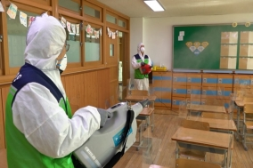 충남교육청, 신학기 코로나19 방역 준비 강화...'자가진단시스템' 가동