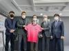천안시‧천안시축구단, '축구메카' 도약 위해 대한축구협회와 간담회 가져